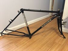 Vintage Men's 80s Fuji Sundance Bike Frame Cr-Mo Japan 441 ChroMoly Steel Tubing