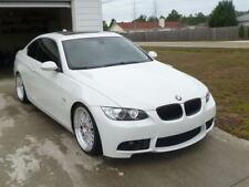 BMW e92 e93 coupé cabriolet 06-10 M3 aspect Pare choc avant plastique ABS