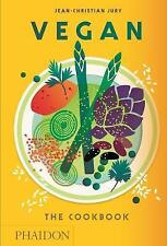 Vegan: The Cookbook by Jean-Christian Jury (Hardback, 2017)