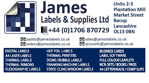 James Labels & Supplies Ltd