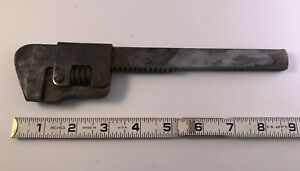VINTAGE WIZARD #9 PIPE WRENCH