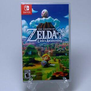 Legend of Zelda Link's Awakening Nintendo Switch - BRAND NEW SEALED Canada Post