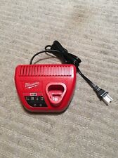 Milwawkee battery charger 48-59-2400
