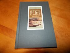 THE PROFESSIONALS FAVORITE FLIES LEFTY'S  LITTLE LIBRARY OF FLY FISHING LN Book