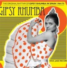 Various Artists-The Original Rhythm of Gipsy Rhumba in Spain 1965-1974  CD NUEVO