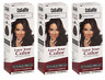 CoSaMo Hair Color #765 Medium Brown - Compares to Clairol Loving Care (3 Pack)