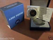 2 euro commémorative France 2012 - Abbé Pierre qualité BE