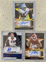 2019 LEAF ULTIMATE 3x ROOKIE AUTO LOT ANDERSON HOLYFIELD RATLIFF-WILLIAMS /5 /10