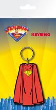 Superman Cape DC Comics Superheroes Key Ring Keyring Keychain