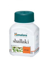 Himalaya Herbals Shallaki For Bone and Joint Wellness 60 Tablets ,