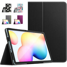 MoKo PU Tablet Shell Cover Stand Smart Case for Samsung Galaxy Tab S6 Lite 2020