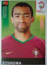 Panini 111 Bosingwa Portugal UEFA Euro 2008 Austria - Switzerland