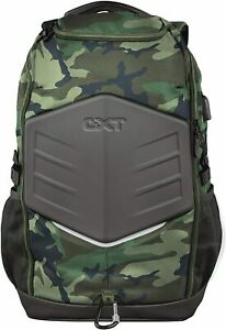 """Trust Gaming GXT 1255 Outlaw Gaming Laptop Backpack 15.6"""" Camo Design"""