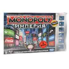 Hasbro A4770 Monopoly Imperium Edition 2014 RUSSISCH 2 Wahl