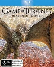 Game of Thrones: Seasons 1 - 6 = NEW Blu-Ray Region B