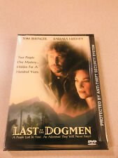 Last of the Dogmen DVD NEW RARE Out Of Print HBO Original Snapcase