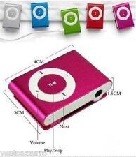 MINI LETTORE MP3 CON CUFFIE E CAVO USB MEMORIA FINO A 8 GB TECNOLOGIA 2015 PLUS