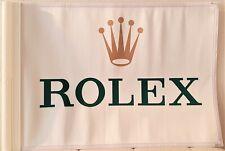Bandiera Rolex Golf Club. Golf Flags Rolex – Putting Green Rolex. Real golf Flag