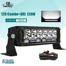 """2020 10/14/22/32/42/52"""" Super Brighter Led Bar DRL Led Light Bar 4x4 SUV 12V 24V"""