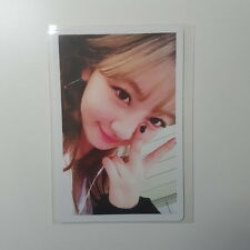 TWICECOASTER : LANE 2 Album Knock Knock JIHYO JI-HYO Twice Photocard Yellow ver