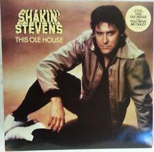 SHAKIN' STEVENS  - vintage vinyl LP - This Ole House