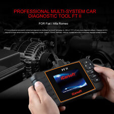 iCarsoft FT II Fiat & Alfa Romeo OBD2 Diagnostic Scanner Tool ABS SRS Oil Reset