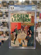 Green Lantern 29 CGC 2.5 1st Black Hand Key Issue