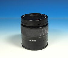 Minolta AF Zoom 35-80mm/4(22)-5.6 Objektiv lens für Minolta AF/Sony - (90821)