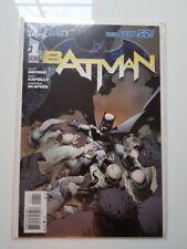 Batman (2011) #1 1st Print New 52 Scott Snyder Greg Capullo Jonathan Glapion