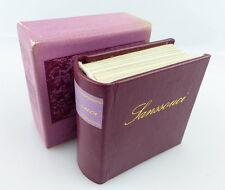 Minibuch: Schloss Sanssouci Offizin Andersen Nexö e220