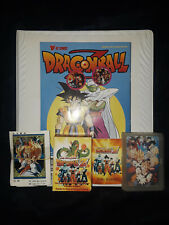 Dragon Ball Z collectable cards 90s and before