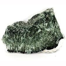 Seraphinite Polished Slice. Lake Baikal, Siberia, Russia (EA6079) Chlorite