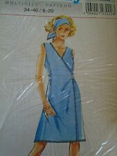 """PATRON"""" NEUE MODE ROBE PORTEFEUILLE   TAILLE 34 A 46  N° 23222"""