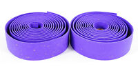 VELO ROAD BIKE HANDLEBAR TAPE BICYCLE BAR WRAP PURPLE