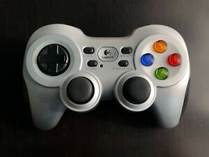 Logitech Wireless Gamepad F710 Silver (Missing wireless reciever)