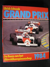 Peters Grand Prix 1984 (F1) Ulrich Schwab (Nederlands) (F1BC)