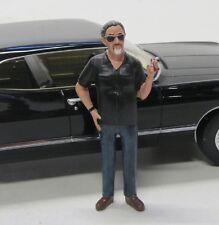 Figur ( Hot Rodder Bill ) American Diorama 1:18