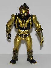 Lamour Supreme Gold and Black Painted MOTUKO Kaiju Figure Toy