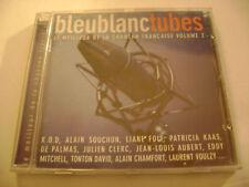 Bleu Blanc Tubes - Le Meilleur de la Chanson Française, Volume 2 (CD, 1995)