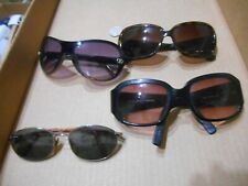 MIXED LOT OF 4 PAIRS OF SUNGLASSES,1 BABY PHAT,1 ANN KLEIN