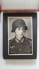 Old Photo Album 34 Photos WW2 Germany Soldiers Vintage