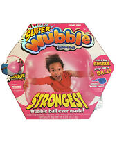 Super Wubble Bubble Ball with Pump - Power Pink 80895