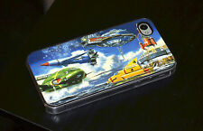 Thunderbirds Ships Awesome Phone Case Fits iPhone 4 4s 5 5s 5c 6