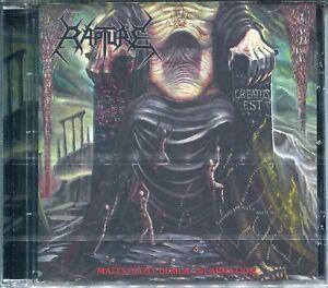 RAPTURE Malevolent Demise Incarnation CD