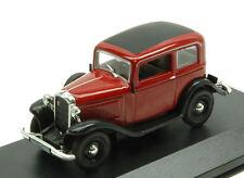 Opel P4 1935 Dark Red / Black 1:43 Model WB151 WHITEBOX