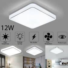 12W LED Ceiling Down Light Mount Lamp Living Room Kitchen-Bedroom Ceiling Light