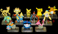 Bandai POKEMON figure Evolution Collection gashapon (full set of 12 figures)