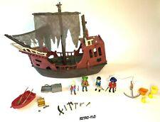 Bateau Pirate Fantôme + Accessoires - Playmobil 4806