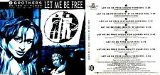 CDM - 2 BROTHERS ON THE..- LET ME BE FREE (DANCE) LISTEN
