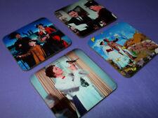 Mary Poppins Julie Andrews Drinks COASTER Set